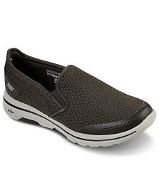 Skechers Men's GoWalk 5 Apprize Slip-On Athletic Casual Sneakers from Finish Line