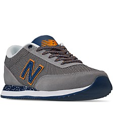New Balance Men's 501 Trail Casual Sneakers from Finish Line