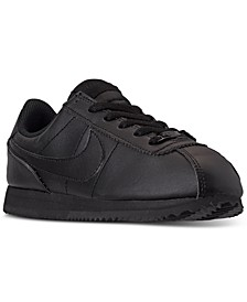 Boys Cortez Basic SL Casual Sneakers from Finish Line
