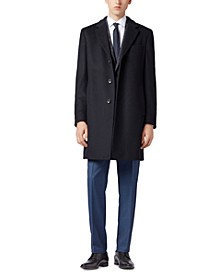 BOSS Men's Nye Slim-Fit Formal Coat