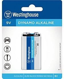 9V Dynamo Alkaline 1pk