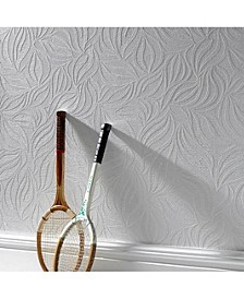 Graham Brown Eden Paintable Wallpaper
