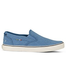 Guy Harvey Men's Pacific Slip-On Sneaker