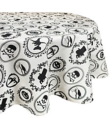 Halloween Portrait Tablecloth