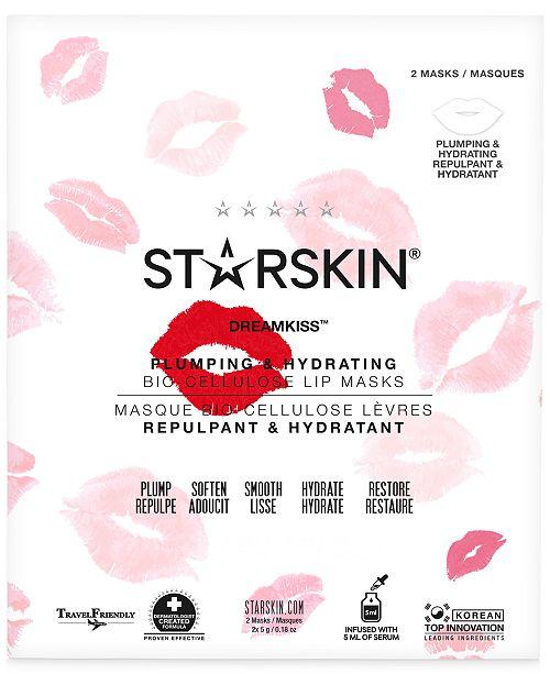 STARSKIN Dreamkiss Plumping & Hydrating Bio-Cellulose Lip Masks