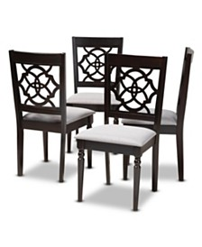 Renaud Dining Chair, Quick Ship (Set of 4)