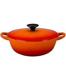 Enameled Cast Iron 1.5-Qt. Chefs Oven