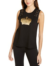 Juicy Couture Juniors' Graphic Tank Top