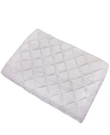 Carter's Quilted Plush Velboa Playard Sheet