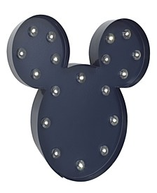 Mickey Mouse Marquee Wall Light