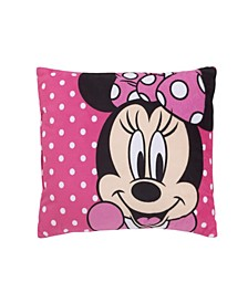 Minnie Mouse Fleece Toddler Pillow