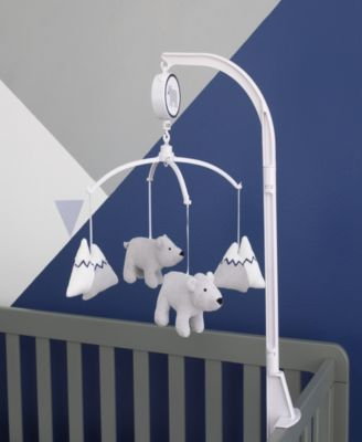 Explore Baby Bear Musical Mobile