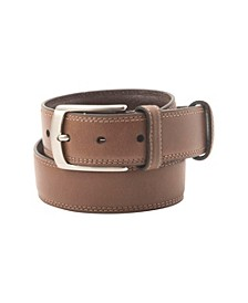 Casual Leather Men's Belt