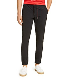 Men's Kors X Tech Jet Set Stretch Jogger Pants