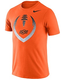Nike Men's Oklahoma State Cowboys Dri-Fit Cotton Icon T-Shirt