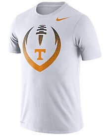 Nike Men's Tennessee Volunteers Dri-Fit Cotton Icon T-Shirt