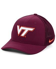 Nike Virginia Tech Hokies Aerobill Mesh Cap