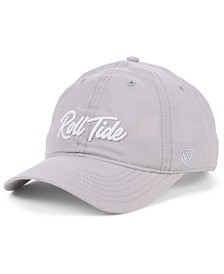 Top of the World Women's Alabama Crimson Tide Ante Script Strapback Cap