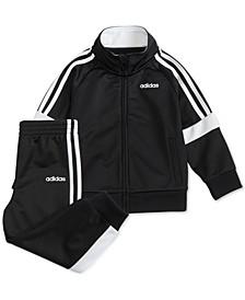 Little Boys 2-Pc. Jacket & Pants Set