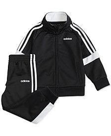 adidas Little Boys 2-Pc. Jacket & Pants Set