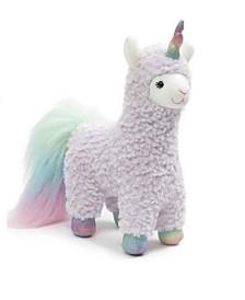 Gund® Baby Boys or Girls Sugar Plum Llamacorn Plush Toy