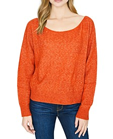 Chill Out Boat-Neck Sweater