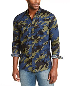 Men's Newski Camouflage Shirt