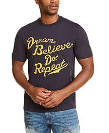 Men's Dream Believe Graphic T-Shirt