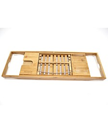 Redmon Bamboo Bathtub Caddy