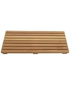 Redmon Teak Floor Mat