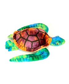 "Hansa 22"" Tortoise Plush Toy"