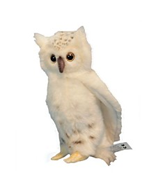 Snow Owl Plush Toy