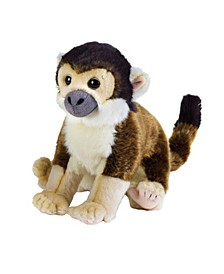 Lelly National Geographic Squirrel Monkey Plush Toy