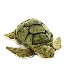 Lelly National Geographic Sea Turtle Plush Toy