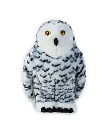 Lelly National Geographic Snow Owl Plush Toy