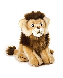 Lelly National Geographic Lion Plush Toy
