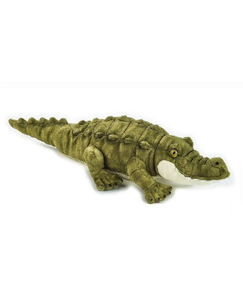 Venturelli Lelly National Geographic Crocodile Basic Plush Toy