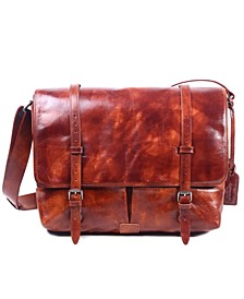 Speedwell Leather Messenger Bag