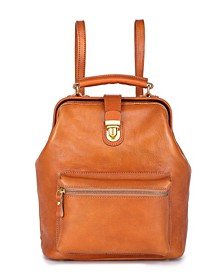 Doctor Leather Backpack