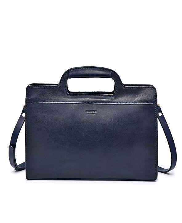 OLD TREND Sleek Creek Leather Crossbody Bag