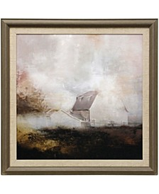 Odyssey Prelude Textured Framed Print