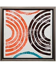 Chipper III Textured Framed Print