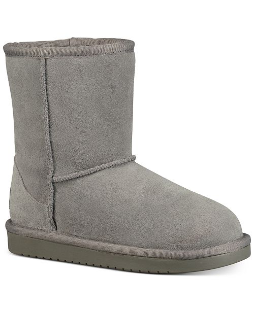 Koolaburra By UGG Big Girls Koola Short Boots