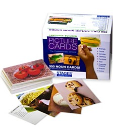 Stages Learning Materials Language Builder Picture Noun Photo Flash Cards