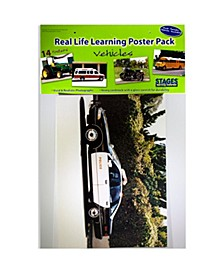 Real Photo Vehicles Poster Set