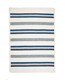 Allure Polo Blue 2' x 4' Accent Rug