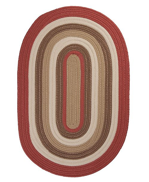 Colonial Mills Brooklyn Terracotta 2' x 4' Accent Rug
