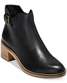 Harrington Grand Buckle Booties