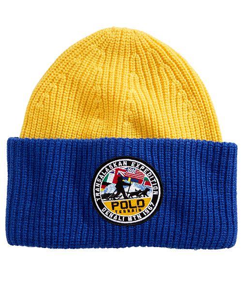 Polo Ralph Lauren Men's Terrain Colorblocked Hat