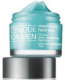 Clinique For Men Maximum Hydrator 72-Hour Auto-Replenishing Hydrator, 1.69-oz.